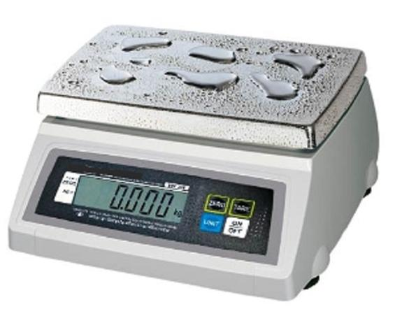 FED-SWW WASHDOWN PORTION CONTROL SCALE